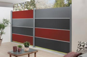 sichtschutzzaun metall neu entdecken bei zaun. Black Bedroom Furniture Sets. Home Design Ideas