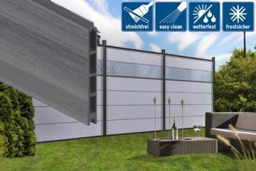 System WPC Platinum XL - grau