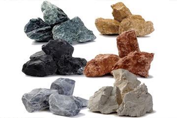 Gabionen-Steine