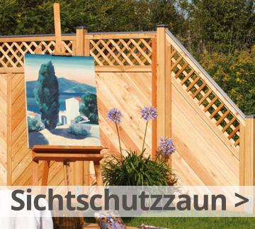 Zaunpaket Traumgarten