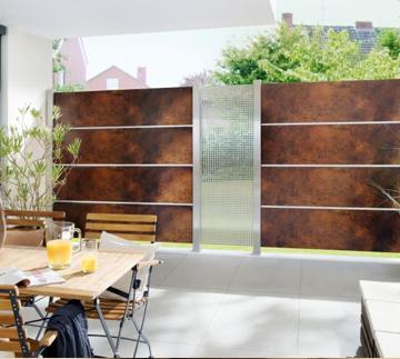 sichtschutzzaun sichtschutz online kaufen bei zaun. Black Bedroom Furniture Sets. Home Design Ideas