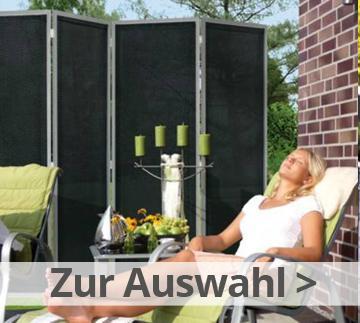 ambiente - sonnenschutz, sichtschutz und schönes für garten, Hause deko