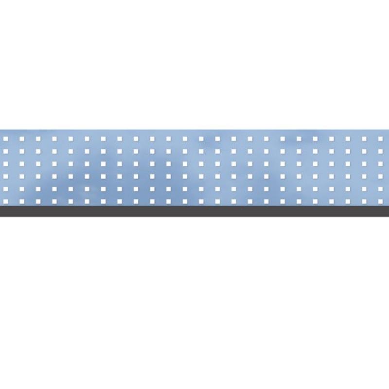 TraumGarten Dekorprofil System Set Theta-Design Sicherheitsglas - 15 x 178 cm