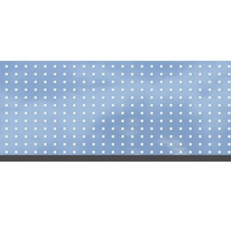br gmann sichtschutzzaun system dekorprofile glas theta hoch anthrazit 180 x 30 cm. Black Bedroom Furniture Sets. Home Design Ideas