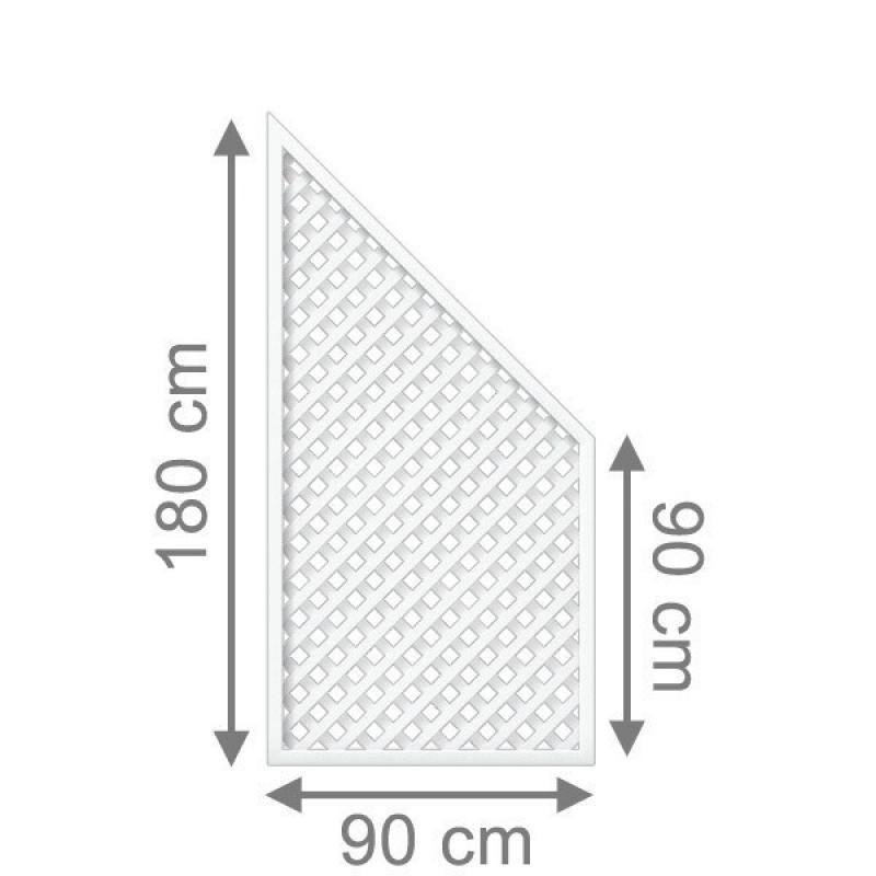 genug rankgitter 60 x 180 fr16 kyushucon. Black Bedroom Furniture Sets. Home Design Ideas