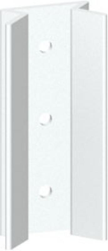 TraumGarten Adapter für Longlife 45 Grad weiß - 7 x 3,1 x 1,6 cm
