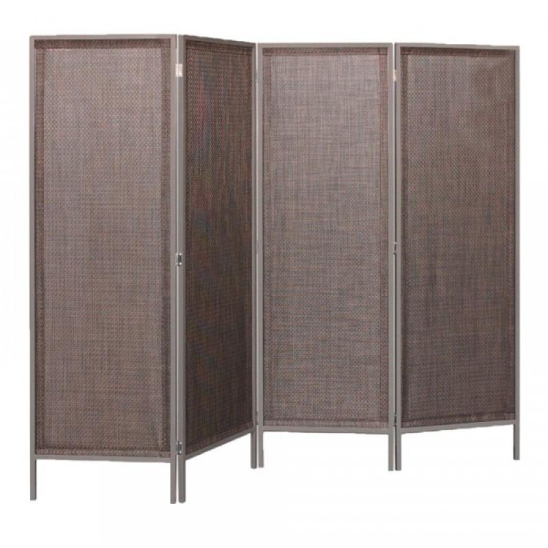 br gmann sichtschutzzaun paravent weave l x farbe bronze. Black Bedroom Furniture Sets. Home Design Ideas