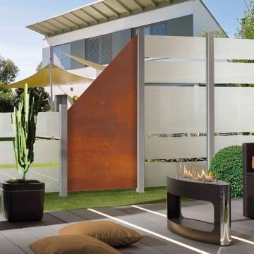 zaun profi z une sichtschutzzaun gartenzaun online kaufen. Black Bedroom Furniture Sets. Home Design Ideas