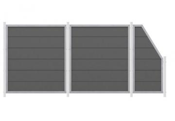 komplett sets zaun g nstig kaufen. Black Bedroom Furniture Sets. Home Design Ideas