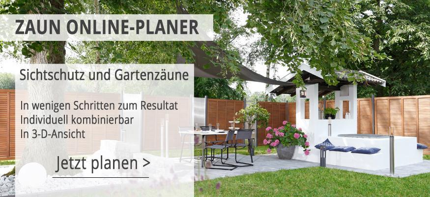Zaun Profi   Zäune, Sichtschutzzaun U0026 Gartenzaun Online Kaufen