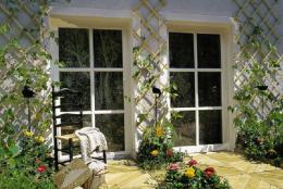 Ambiente im Garten