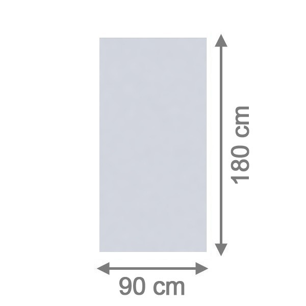 Sichtschutz Glas SYSTEM GLAS Brügmann Sichtschutzzaun SYSTEM GLAS ...