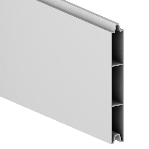 br gmann sichtschutzzaun system alu classic einzelprofil. Black Bedroom Furniture Sets. Home Design Ideas