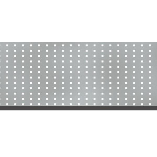 br gmann sichtschutzzaun system dekorprofile metall gamma edelstahl 180 x 30 cm. Black Bedroom Furniture Sets. Home Design Ideas