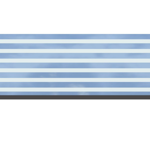 Sichtschutzzaun Holz 200 Cm Hoch ~ Brügmann Sichtschutzzaun SYSTEM Dekorprofile Glas DELTA hoch
