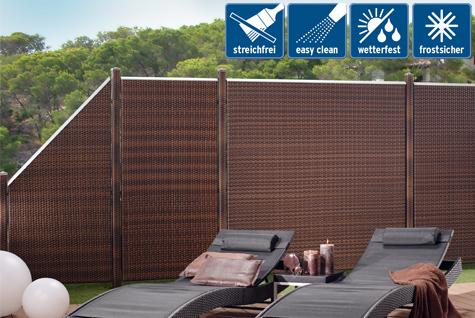 jetzt kostenfreien online-zaunplaner für sichtschutzzäune starten!, Terrassen ideen