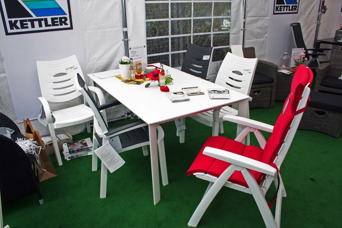 Hochbeet Aus Stein Gemauert : Kettler Happy Sessel, Rimini Multipositionssessel und Kettalux Tisch