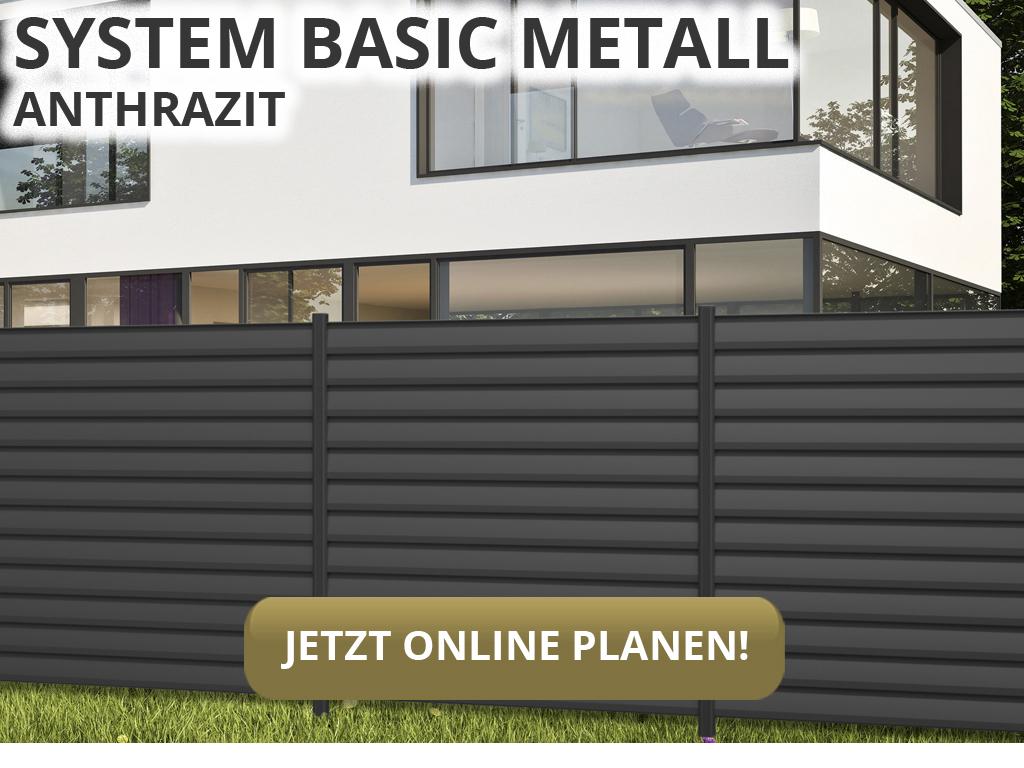 kostenfreier online zaunplaner bequem und einfach zaun. Black Bedroom Furniture Sets. Home Design Ideas
