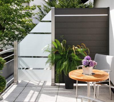 haus zaun design. Black Bedroom Furniture Sets. Home Design Ideas